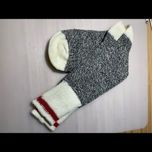 ROOTS socks (NEVER WORN)